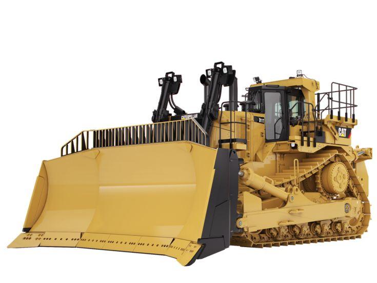 Tracteurs - D11T/D11TCD