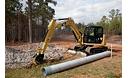 308E2 Mini Excavator