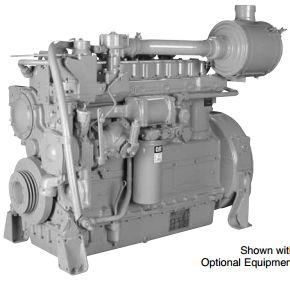 Motor de Gas Industrial G3306