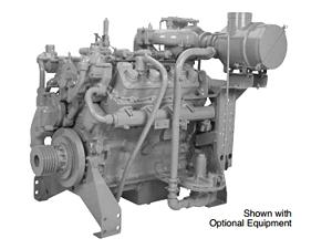 G3408B Gas Engine