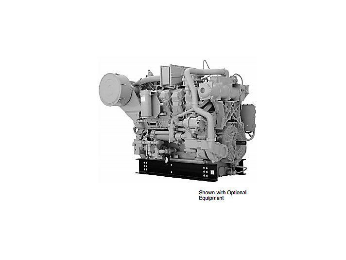 G3508 Industrial Gas Engine