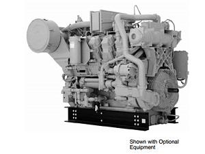 G3508 Industrial Gas Engine