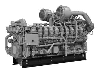 G3520/G3520B Industrial Gas Engine