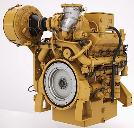 CG137-8 Gas Petroleum Engine