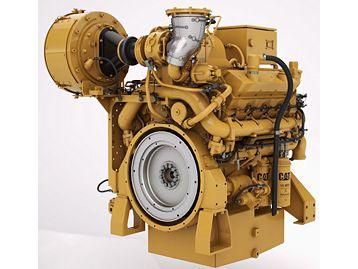 CG137-8 - Gas Compression Engines