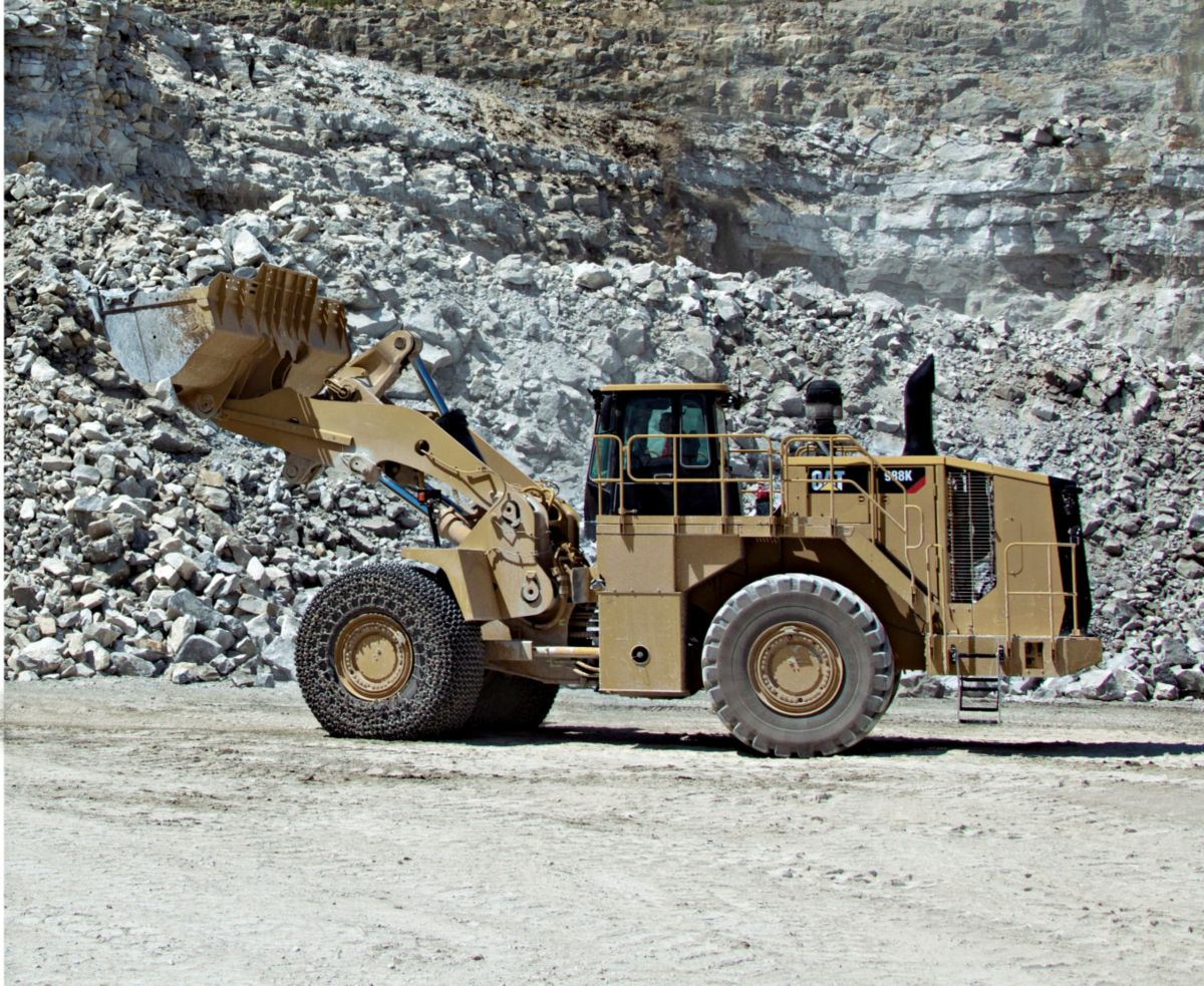 988K Large Wheel Loader>