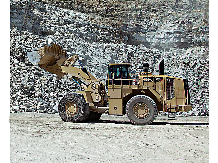 988K Large Wheel Loader