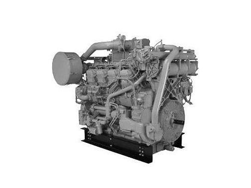 3508 - Land Mechanical Engines