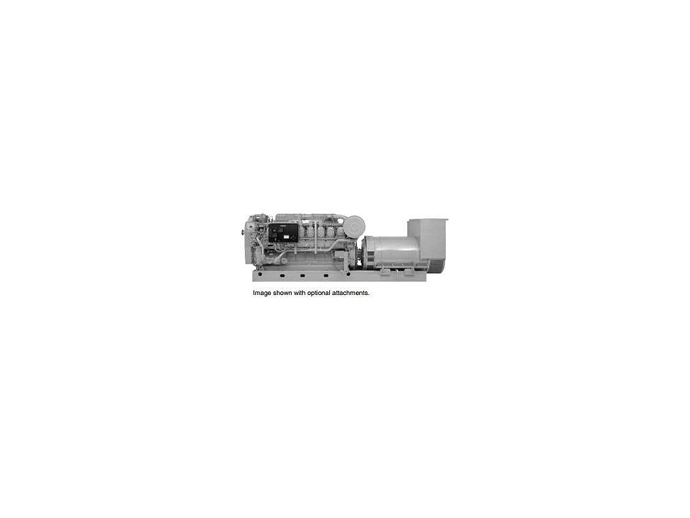 3516B Land Drilling Generator Sets