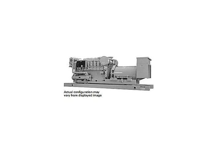 Manual For cat generator 3516b