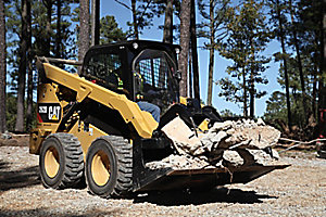 262D Skid Steer Loader