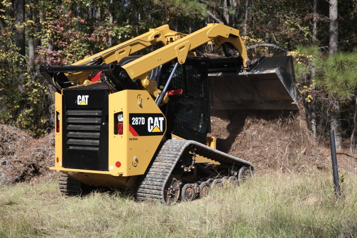 287D Multi Terrain Loader