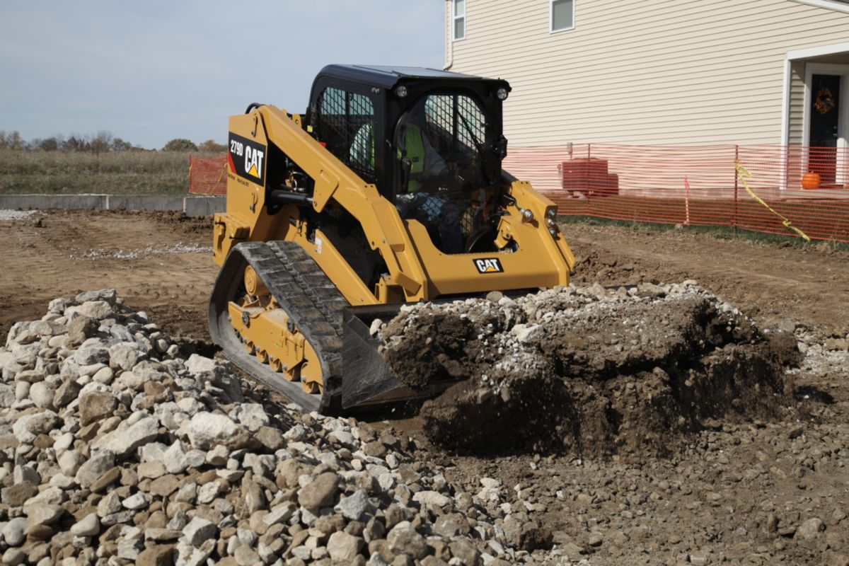279D Compact Track Loader