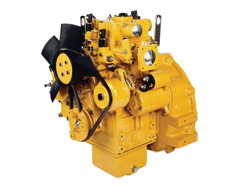 C0.5 LRC Diesel Engines - Lesser Regulated & Non-Regulated
