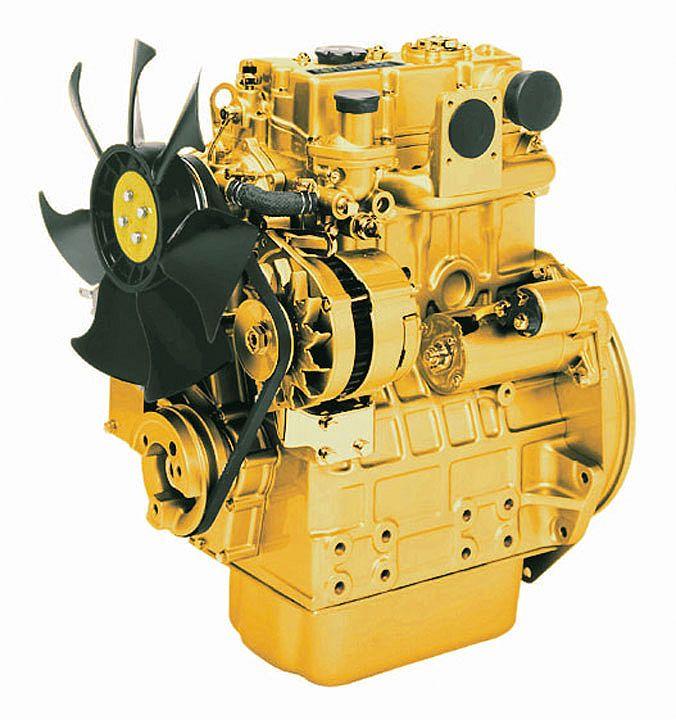 C1.5 LRC Diesel Engines – Lesser Regulated & Non-Regulated