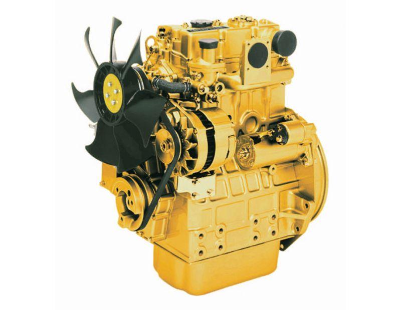 C1.5 LRC Diesel Engines - Lesser Regulated & Non-Regulated