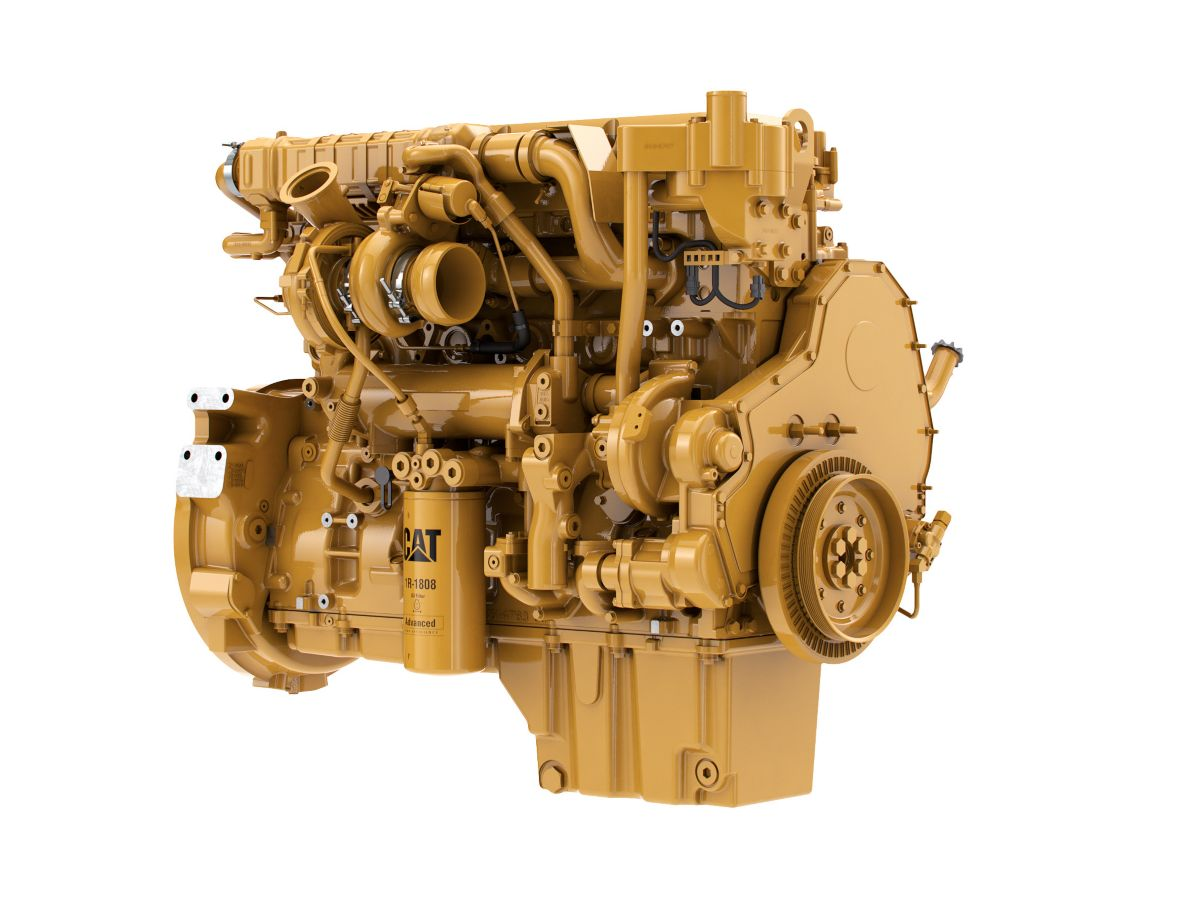 C13 ACERT™ Tier 4 Interim Engine