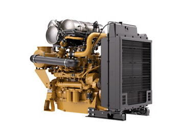 Industrial Diesel Power Units - Highly Regulated