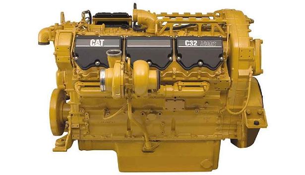 C32 ACERT™ LRC Diesel Engines - Lesser Regulated & Non-Regulated