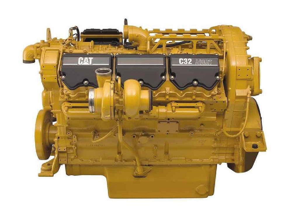 C32 LRC Diesel Engines - Lesser Regulated & Non-Regulated