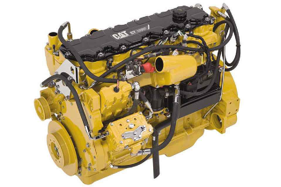 C7 LRC Diesel Engines – Lesser Regulated & Non-Regulated