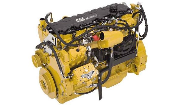 C7 LRC Diesel Engines - Lesser Regulated & Non-Regulated