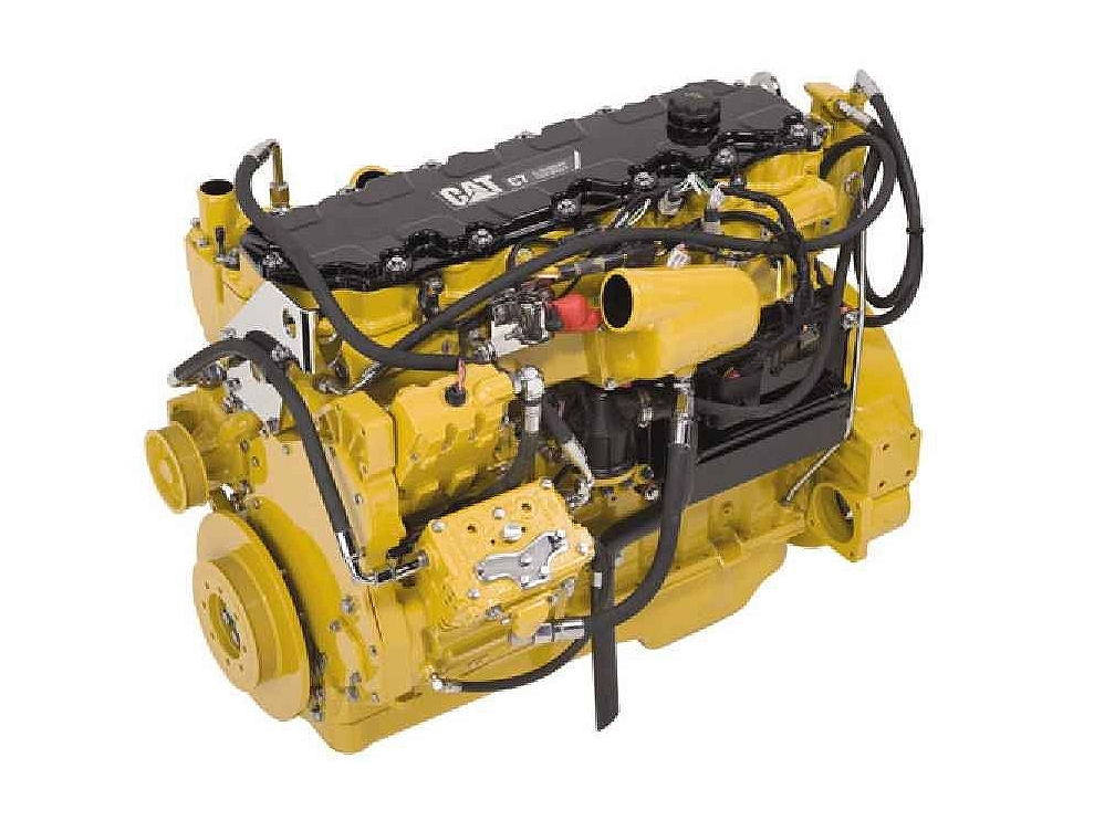 C7 LRC Diesel Engines - Lesser Regulated & Non-Regulated