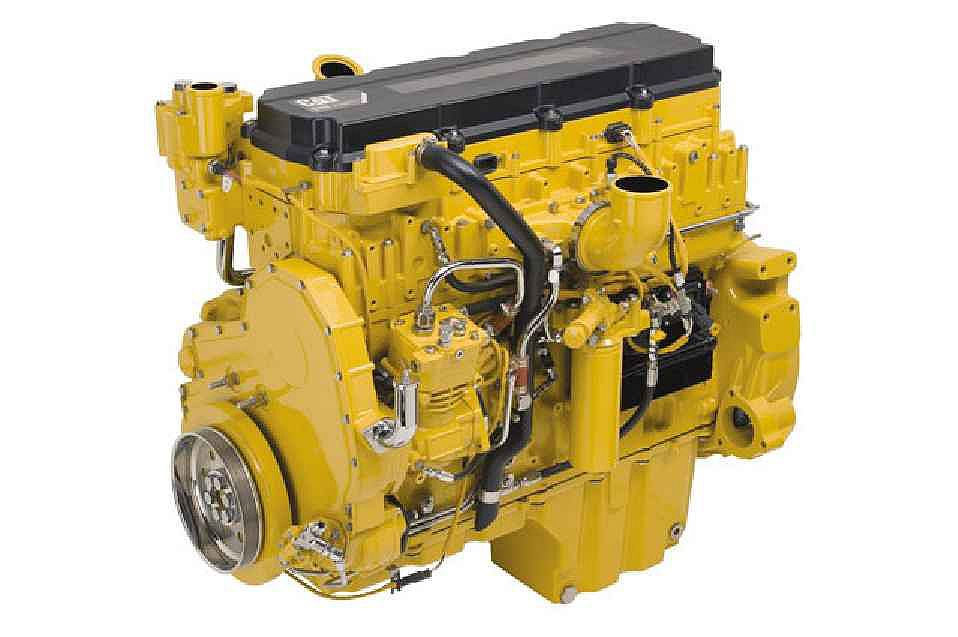 C11 ACERT™ Dry Manifold Engine Well Servicing Engines