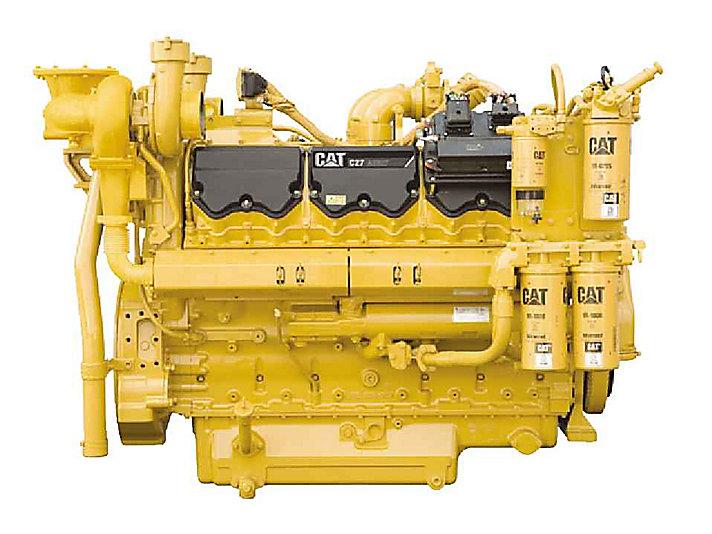 Cat Cat 174 C27 Acert Industrial Diesel Engine Caterpillar