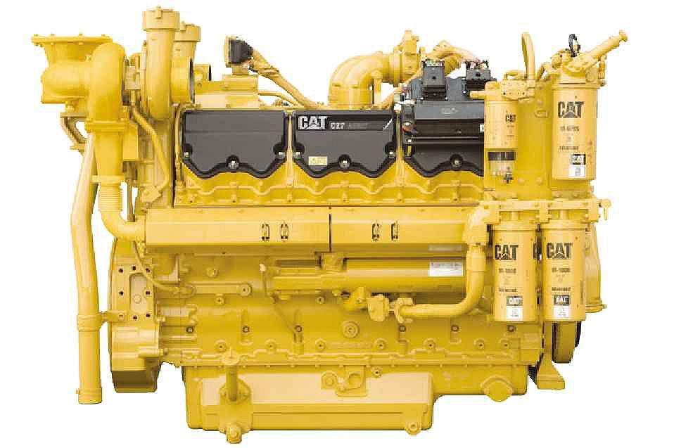 C27 LRC Diesel Engines – Lesser Regulated & Non-Regulated