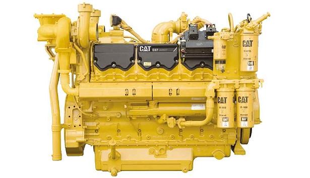 C27 LRC Diesel Engines - Lesser Regulated & Non-Regulated