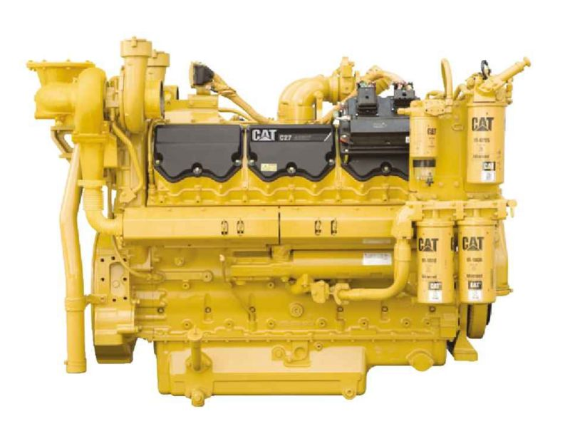C27 LRC Diesel Engines - Lesser Regulated & Non-Regulated