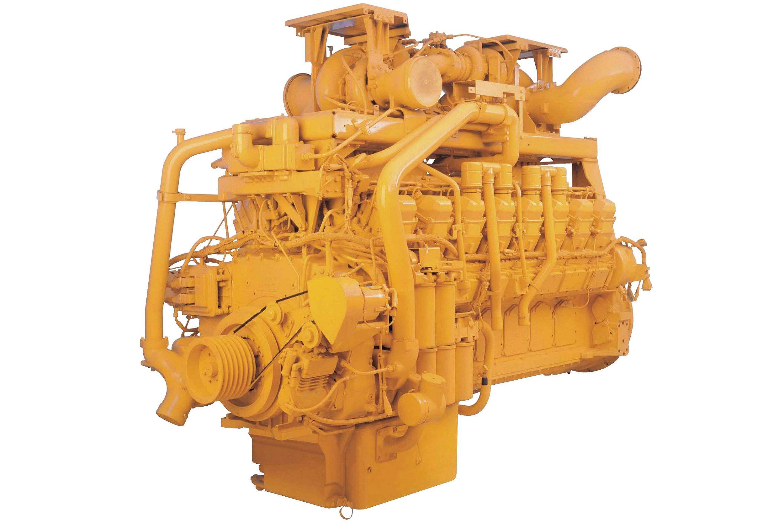 3516B LRC Diesel Engines – Lesser Regulated & Non-Regulated