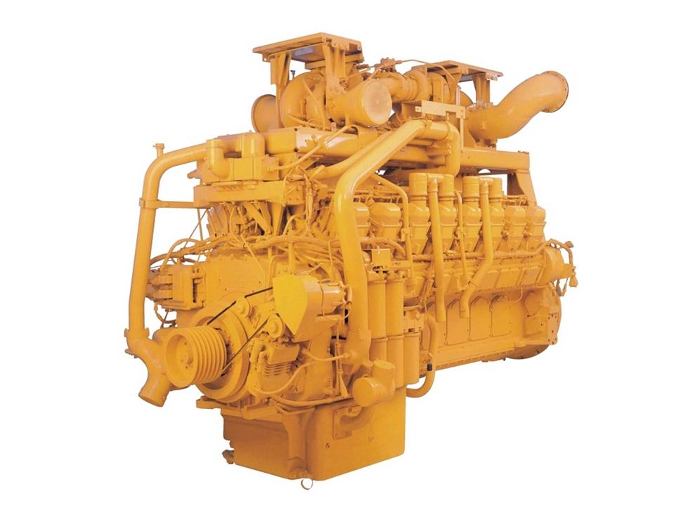 3516B LRC Diesel Engines - Lesser Regulated & Non-Regulated
