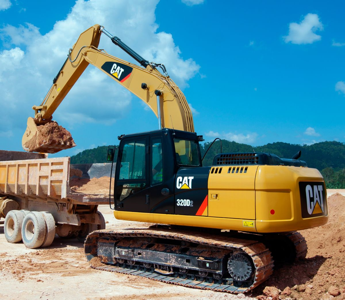 Cat 320D/D L SERIES 2 Medium Hydraulics Excavators for Sale and Rent