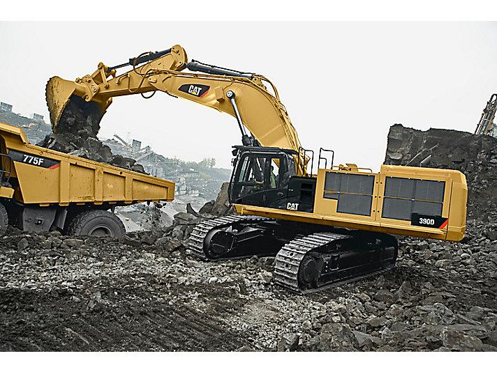 giant cat excavator - photo #29