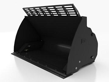Foto del 5.0 m3 (6.5 yd3) High Dump Bucket for Wheel Loaders