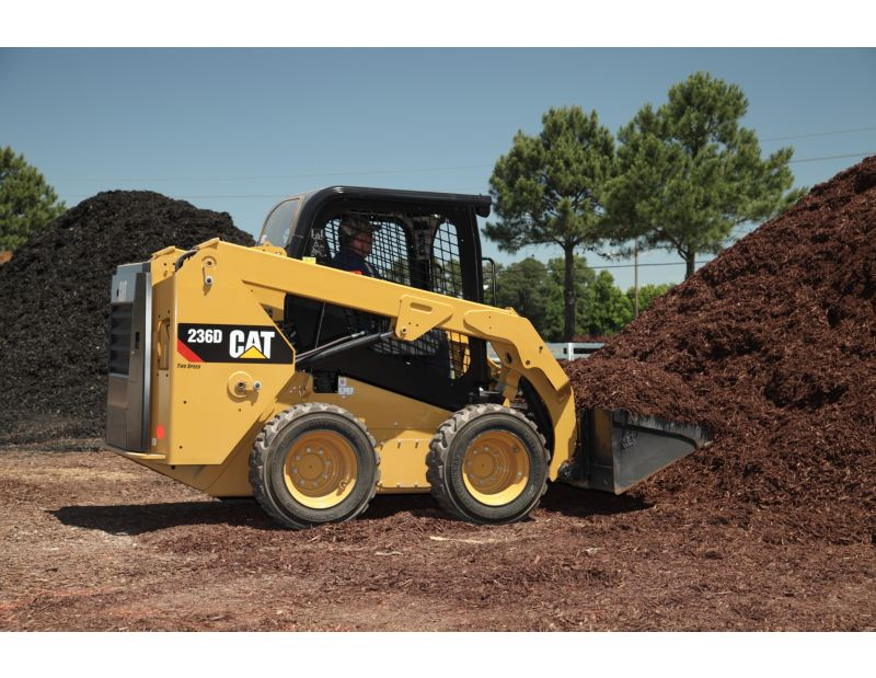 236D Skid Steer Loader