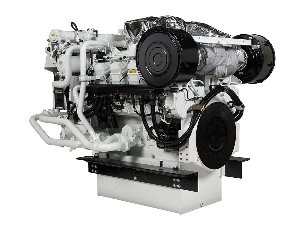 3508C Commercial Propulsion Engines