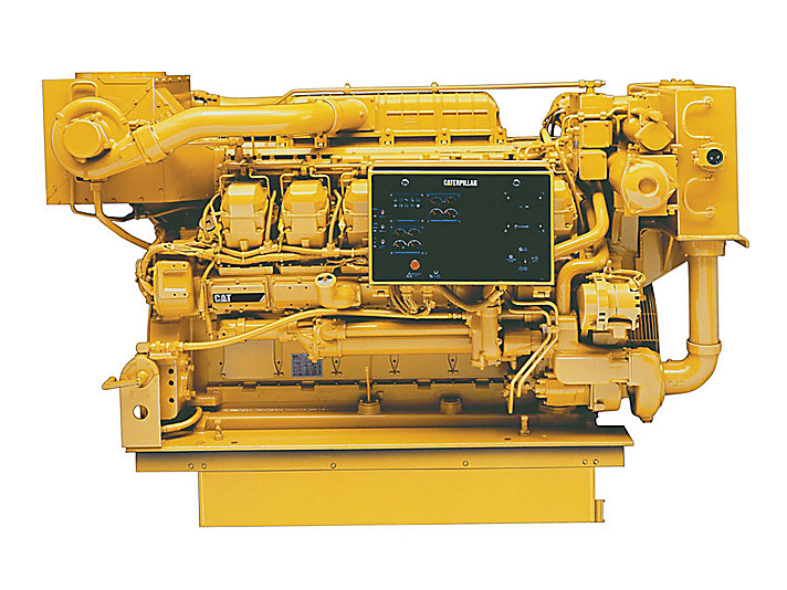 3512b commercial marine propulsion engine finning cat rh finning com Cat 3512 Spec Sheet Cat Diesel Engines