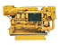 3512B Commercial Marine Propulsion Engine