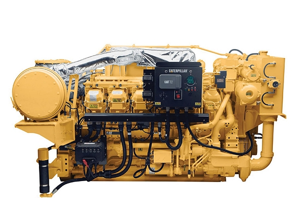 3512C Propulsion Engine (IMO II)