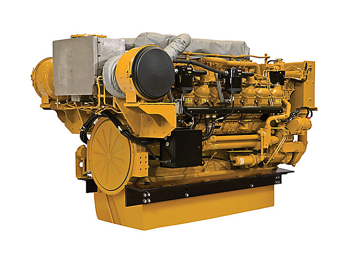 Cat | Marine Power Systems | Caterpillar