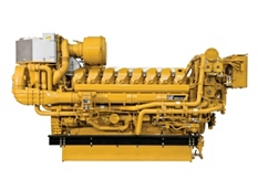 C176-16 Marine Propulsion Engine