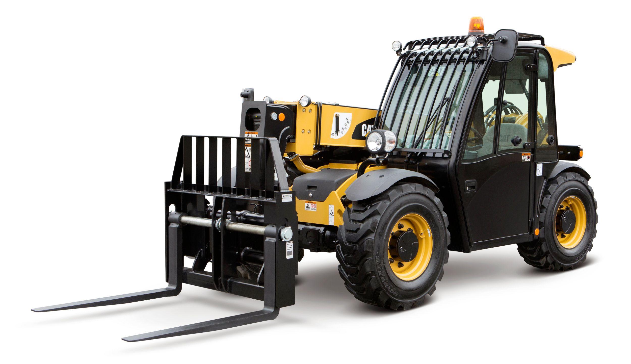 Texas Forklift, Telehandler Rentals: Construction Equipment