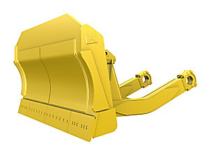 3505mm (138 in) Cushion Dozer