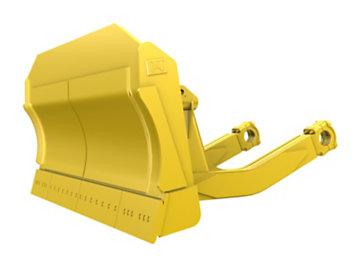 Foto del Hoja de empuje con amortiguación de 3505mm (138pulg)
