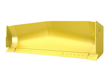 6,9 m³ (9.0 yd³) - Variable Radius Semi-U Blades