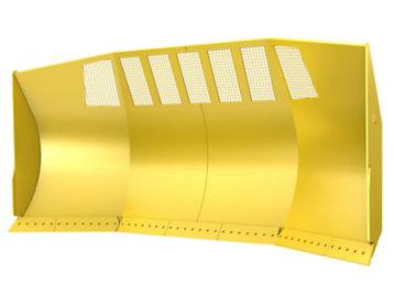 Foto del 45.9 m? (60.0 yd?) Woodchip U-Blade