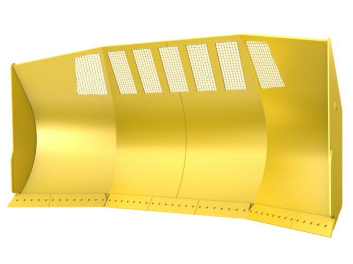 Woodchip U-Blades